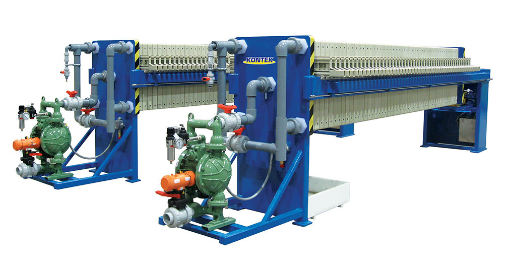 Double Filter Press