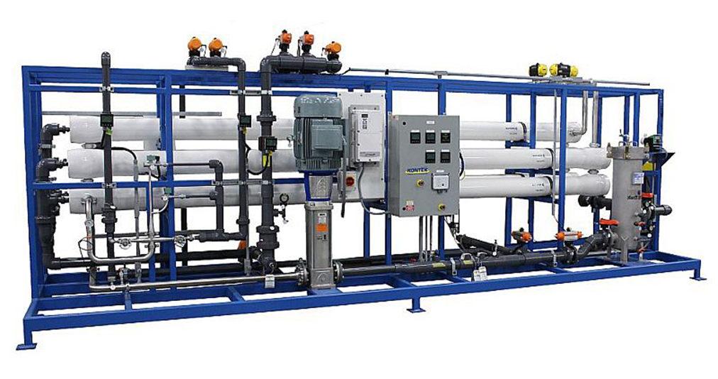 RoKon Reverse Osmosis System