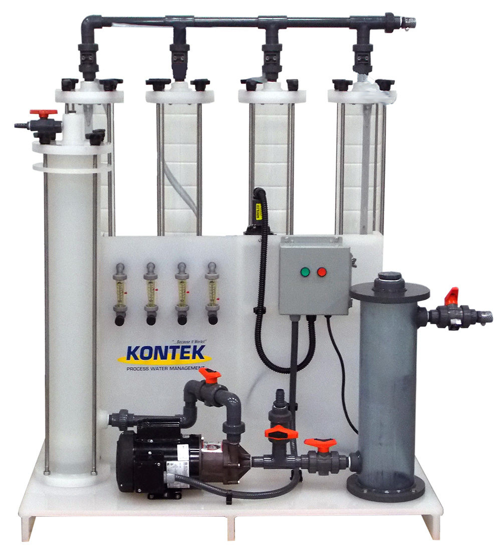 Ion Exchange System