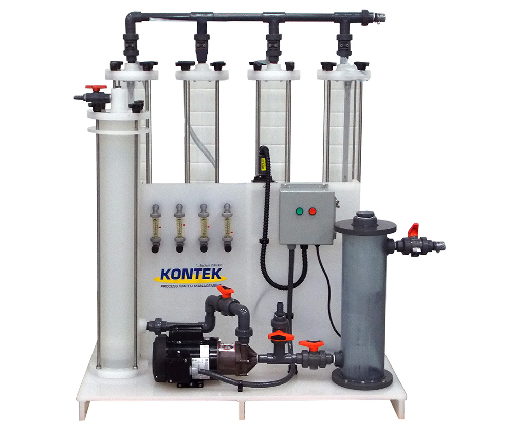 KC-Series Process Bath Purification