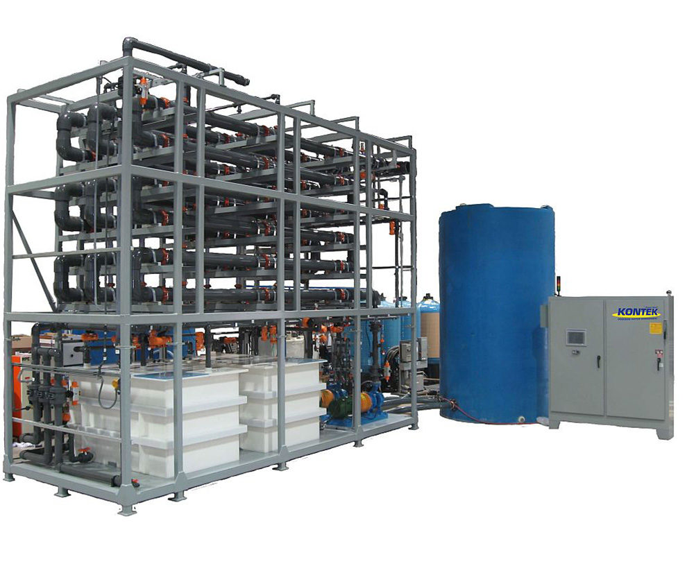 Industrial Wastewater Membrane Microfiltration