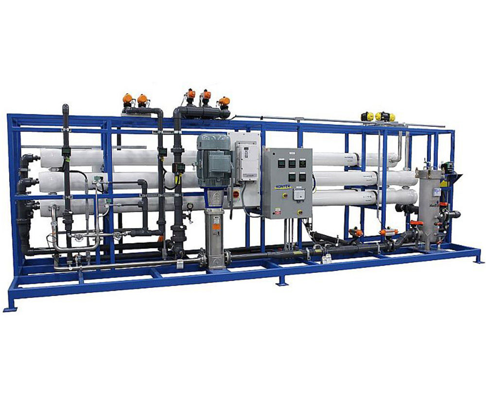 Industrial Wastewater Reverse Osmosis System