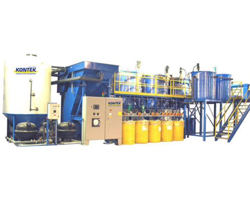 Industrial Wastewater Conventional Treatment