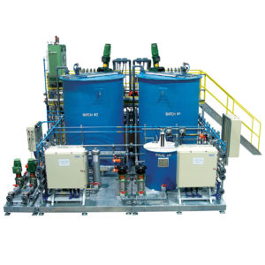 Industrial Wastewater Batch Unit