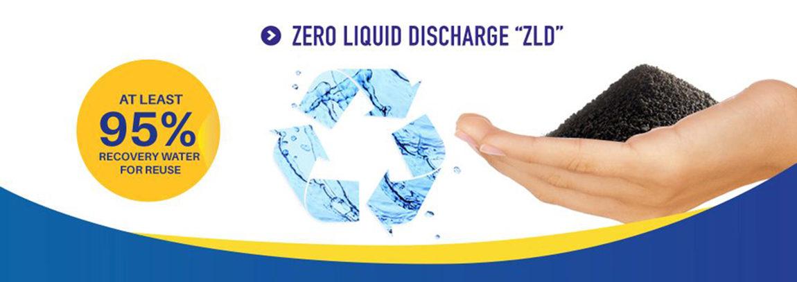 Industrial Wastewater Zero Liquid Discharge